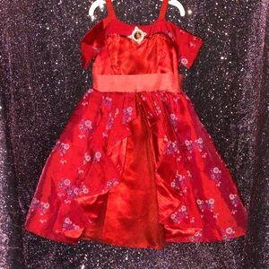 Disney parks authentic Elena of Avalor Dress
